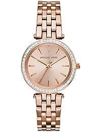 Women's Darci Rose Gold-Tone Watch MK3366