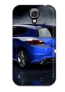 durable Protection Case Cover For Galaxy S4(volkswagen Scirocco 13) 8623629K53567448