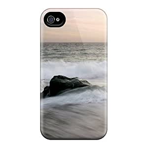High Quality ConnieJCole Beach Skin Case Cover Specially Designed For Samsung Galaxy S5 Mini Case Cover