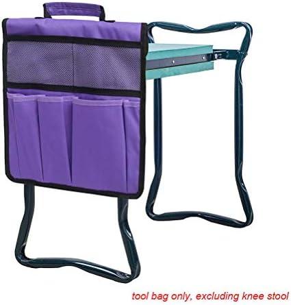 ARTOCT Werkzeugtasche, Gartenwerkzeug Aufbewahrungstasche Kniebank Gartenbank Taschen für Arbeiten rund um Haus und Garten Kniehilfe Gartenarbeit