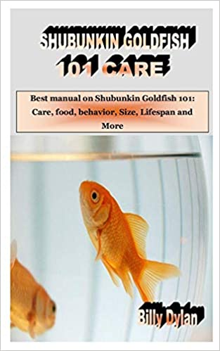 Amazon Com Shubunkin Goldfish 101 Care Best Manual On Shubunkin Goldfish 101 Care Food Behavior Size Lifespan And More 9798693896062 Dylan Billy Books