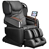 Ogawa Smart 3D Zero Gravity Reclining Massage Chair Black