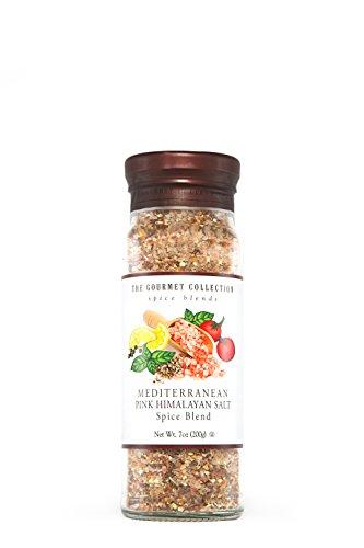 The Gourmet Collection Mediterranean Pink Himalayan Salt Spice ()