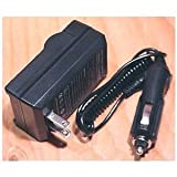 Sony HandyCam DCR-SX85, DCR-SX85/E Digital Camcorder Compatible Battery Charger with Car Adapter - Bargains Depot®