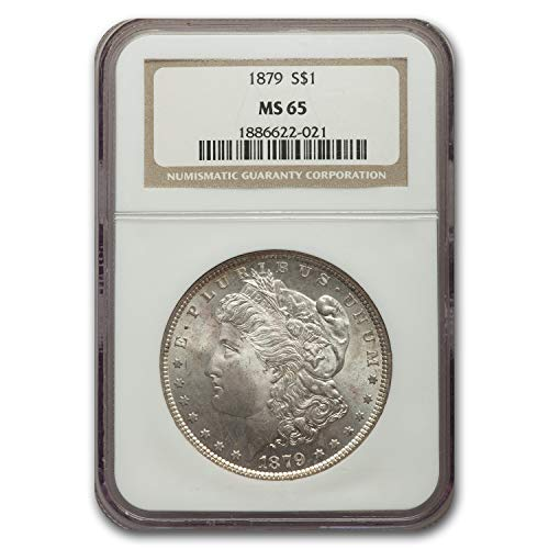 1879 Morgan Dollar MS-65 NGC $1 MS-65 NGC