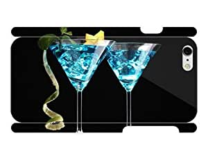 iPhone 6 Case - Photography - Blue Cocktails 3D Full Wrap