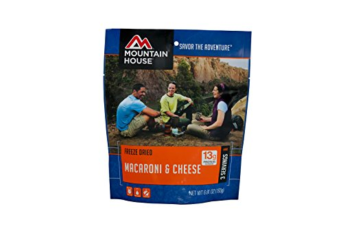 Mountain House Macaroni and Cheese (Mountain House Dehydrated Food)