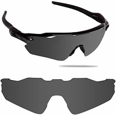 8ca8acad0a Fiskr Anti-saltwater Polarized Replacement Lenses for Oakley Radar EV Path  Sunglasses