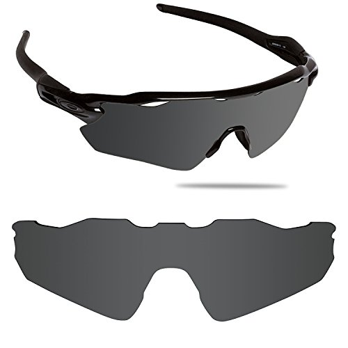 Fiskr Anti-saltwater Polarized Replacement Lenses for Oakley Radar EV Path - Lenses Replacement Sunglass