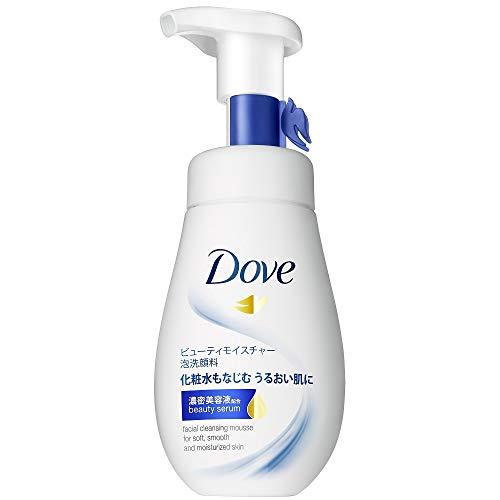 Japan Personal Care - Dove Beauty Moisture creamy foam cleanser 160ml - Dove Facial Cleanser