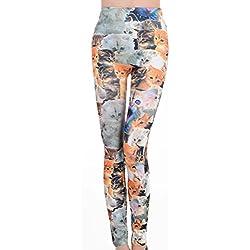 Hot Fashion Womens Cute Cat Leggings Sexy Pants Tights Girls Gifts Clubwear