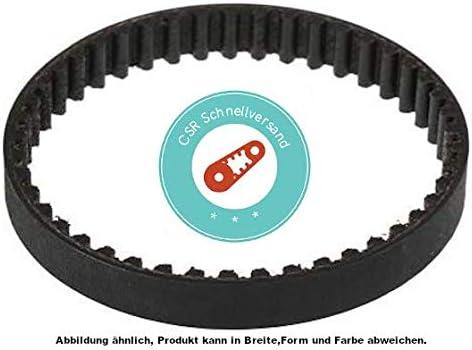 Zahnriemen ersetzt Bosch 2604736010 f/ür Sander Bandschleifer PBS75A GBS75AE E E GB75A
