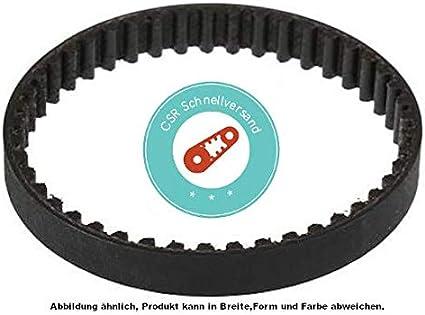 E Courroie de distribution pour Bosch 2604736010 pour ponceuse /à bande PBS75A GBS75AE E GB75A