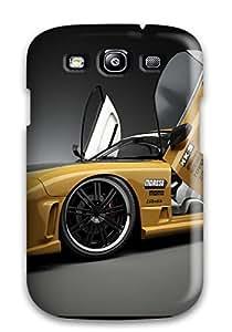 Galaxy S5 Case Slim [ultra Fit] Ferrari F1 Wallpaper Protective Case Cover by supermalls