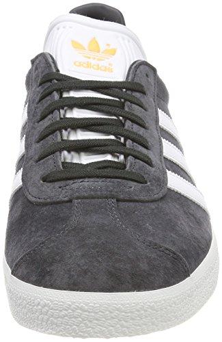 Scarpe Da Ginnastica Adidas Uomo Gazelle Grigio (carbonio / Ftwbla / Ororea 000)