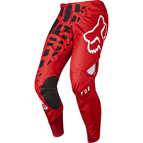 (Fox Racing 360 Grav Men's Off-Road Motorcycle Pants - Red/Size)