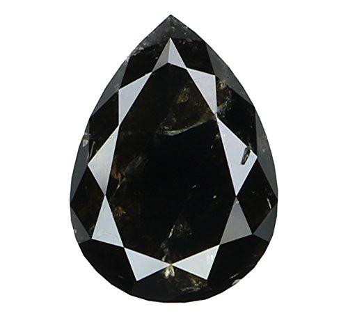 1.26 Ct Pear Diamond - 8