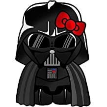 Darth Vader Hello Kitty Car Window Wall Macbook Notebook Laptop Sticker Decal