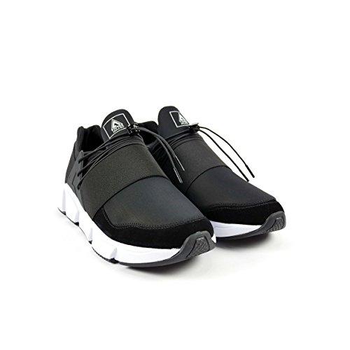 Sneaker White Asfvlt Area Donna 37 Black Evo UrrdX1