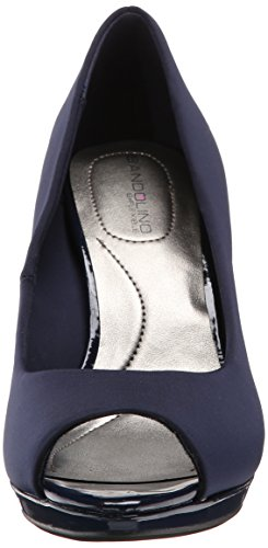 Bandolino Mujeres Supermodel Synthetic Dress Pump Navy