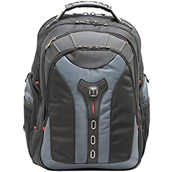 Amazon.com: Wenger Synergy Backpack, Gray (GA-7305-14F00 ...