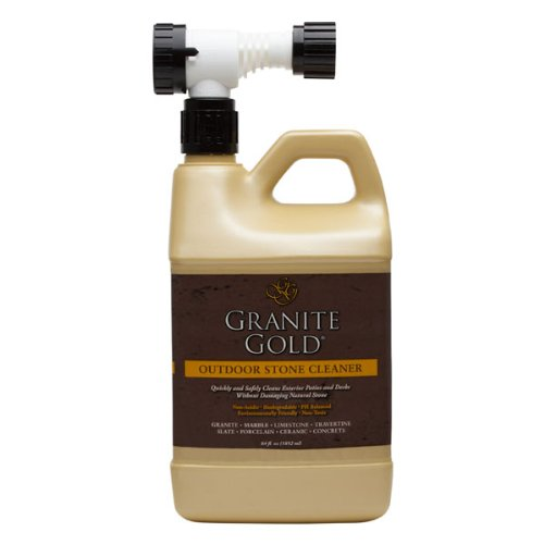 Granite Gold Safe and Non-Acidic Outdoor Stone Cleaner