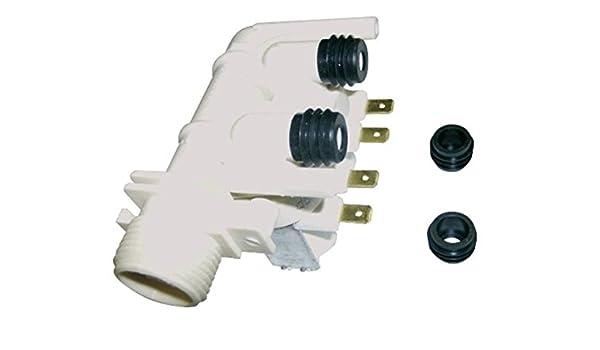 Electrovalvula lavadora Indesit AL78XPT ALS129XEU N542XIT 066518 ...