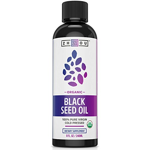 Certified Organic Black Seed Oil