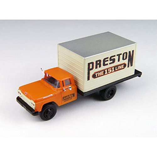 Mini Metals HO 1960 Ford F-500 Delivery Truck, Preston Freight