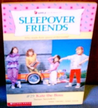 Sleepover Friends Book Series