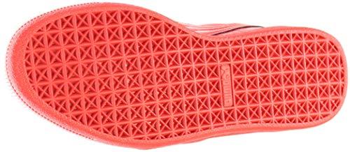 4e05cd69247a PUMA Men s Basket Matte   Shine Fashion Sneaker