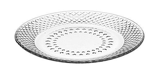 Libbey Montclair Glass Dinner Plates (Set of 12), - Montclair Store