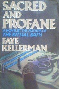 book cover of Sacred and Profane