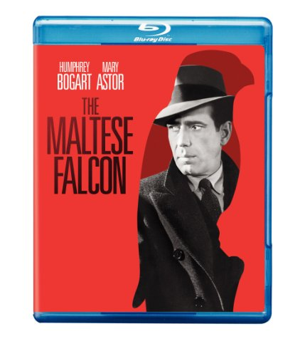Blu-ray : The Maltese Falcon (Full Frame, Dolby, )