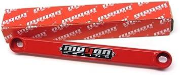 Megan Racing Front Lower Tie Strut Bar Fits Honda Civic 06 07 08 09 10 11 Red