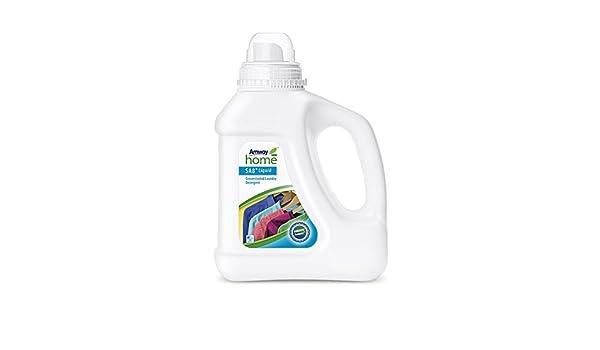 Detergente Líquido Concentrado para la Ropa AMWAY HOME SA8-1,5 ...