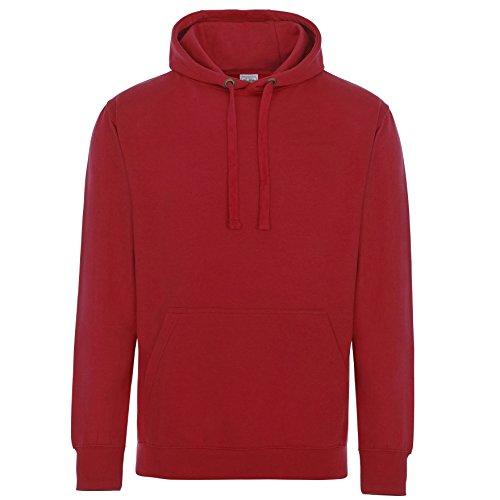 AWDis Hoods-Womens Hooded Sweatshirts-SupaSoft hoodie-3 panel double fabric Double Panel Hood
