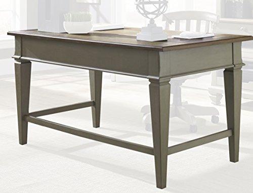 Liberty Furniture 541-HO105 Bungalow Jr Executive Desk, 60