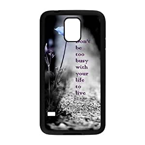 Be Free Use Your Own Image Phone Case for SamSung Galaxy S5 I9600,customized case cover ygtg579879