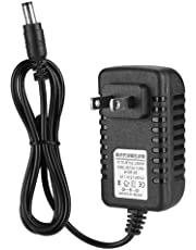 Adaptative Lithium Battery Charger, 21V/1A Heat-Resistant Over Current Protection Lithium Battery Charger Adapter Over Voltage Protection for Thick Copper Core(US Standard 100-240V)