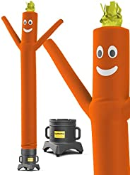 Torero Inflatables Tube Man Sky Puppet Air Dancer and Fly Guy Blower Combo Set