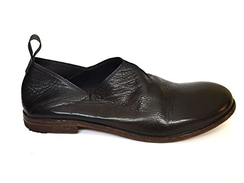 Moma Mannen Lace Up Brogues * Donkerbruin