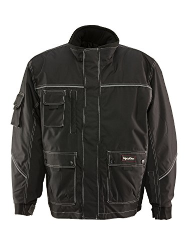 RefrigiWear Men's ErgoForce Jacket Black 2XL