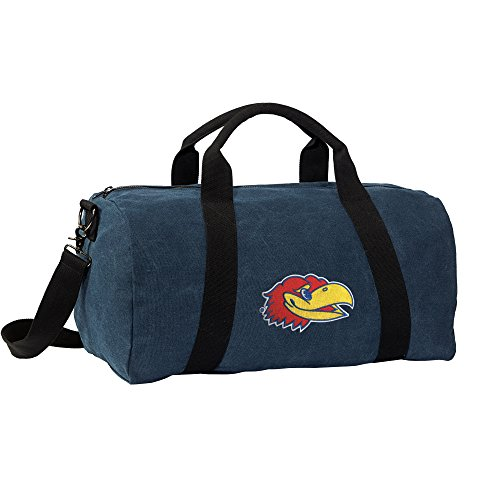 Kansas Jayhawks Duffle Bag - 8