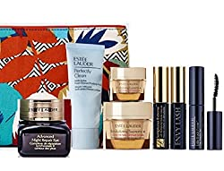 Estee Lauder Advanced Night Repair Eye Cream 0.5 oz(Full Size), Revitalizing Supreme+ Global Anti-Aging Cell Power Skin Care and Eye Lash Make-Up Collection
