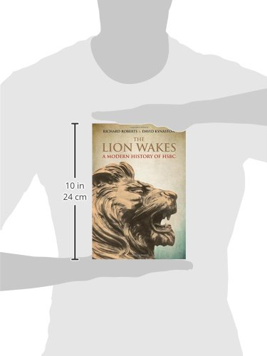 The Lion Wakes: A Modern History of HSBC: Amazon co uk