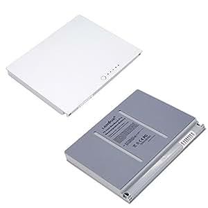 "LENOGE® Reemplazo de la batería portátil para APPLE MacBook Pro 15 "", A1175 MA348 MA348 * / A MA348G / A MA348J / A, Li-Polymer, 10.8V, 6000mAh"
