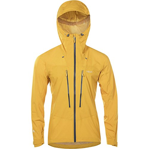 Rab Men's Spark Jacket Yellow
