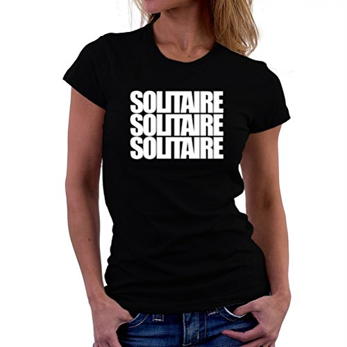 Solitaire three words T-Shirt