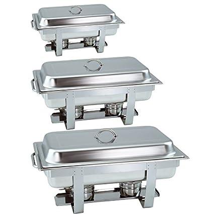 APS Set professionale di contenitori termici da buffet per